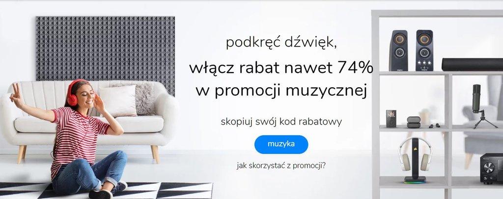 Promocja Wszystko gra w x-kom / fot. x-kom