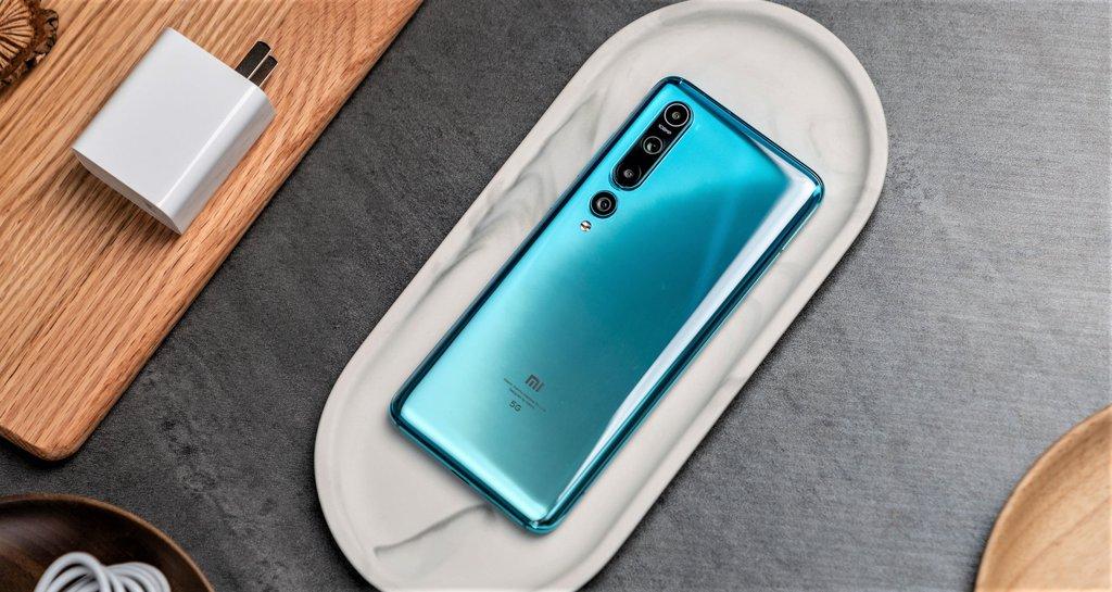 Xiaomi Mi 10 / fot. producent