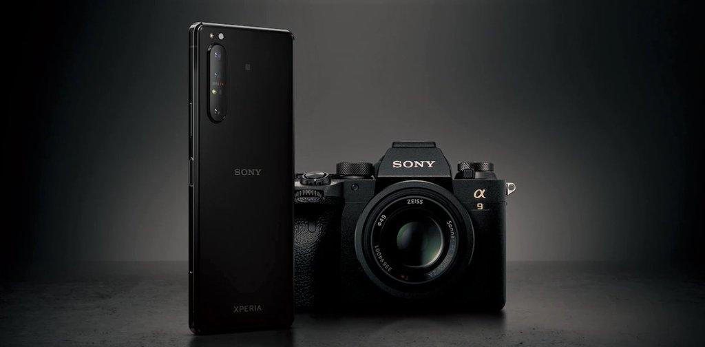 Xperia 1 II / Fot. Sony