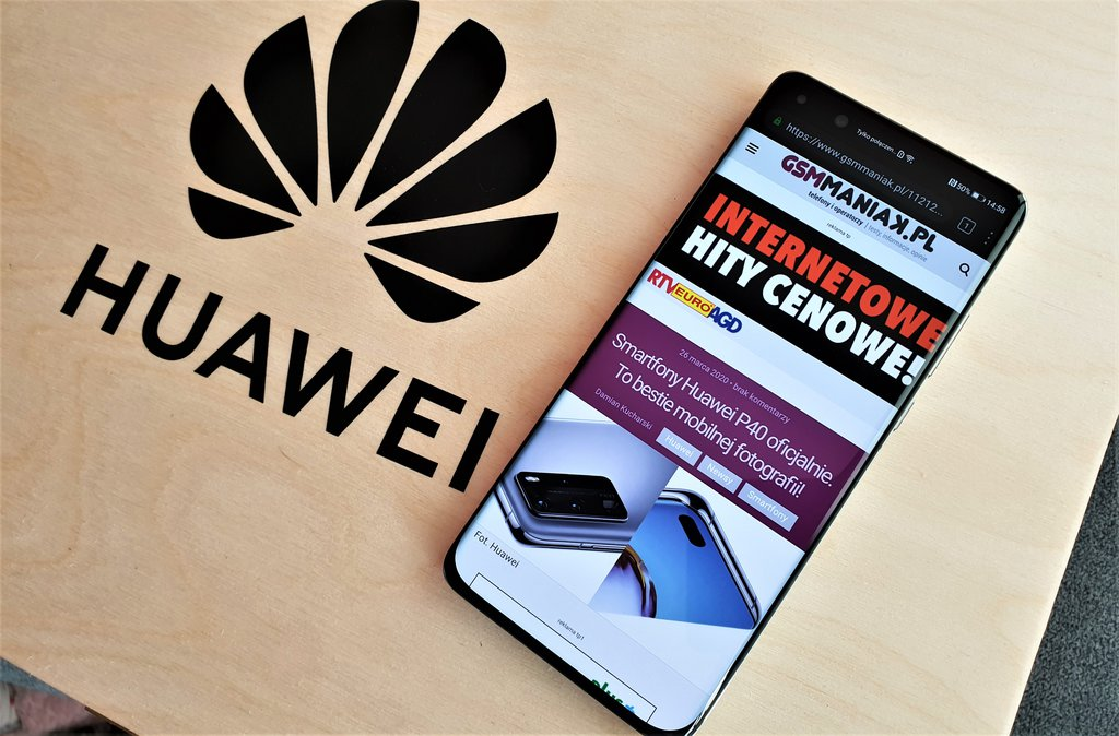 Huawei P40 Pro / fot. gsmManiaK