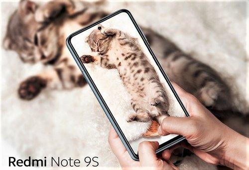 Redmi Note 9S / fot. Xiaomi