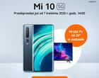 Świetna oferta Xiaomi Polska: kupując Xiaomi Mi 10 dostajesz dwa lata spokoju