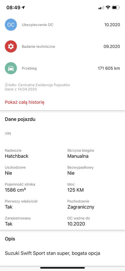 AutoPlac Yanosik 2