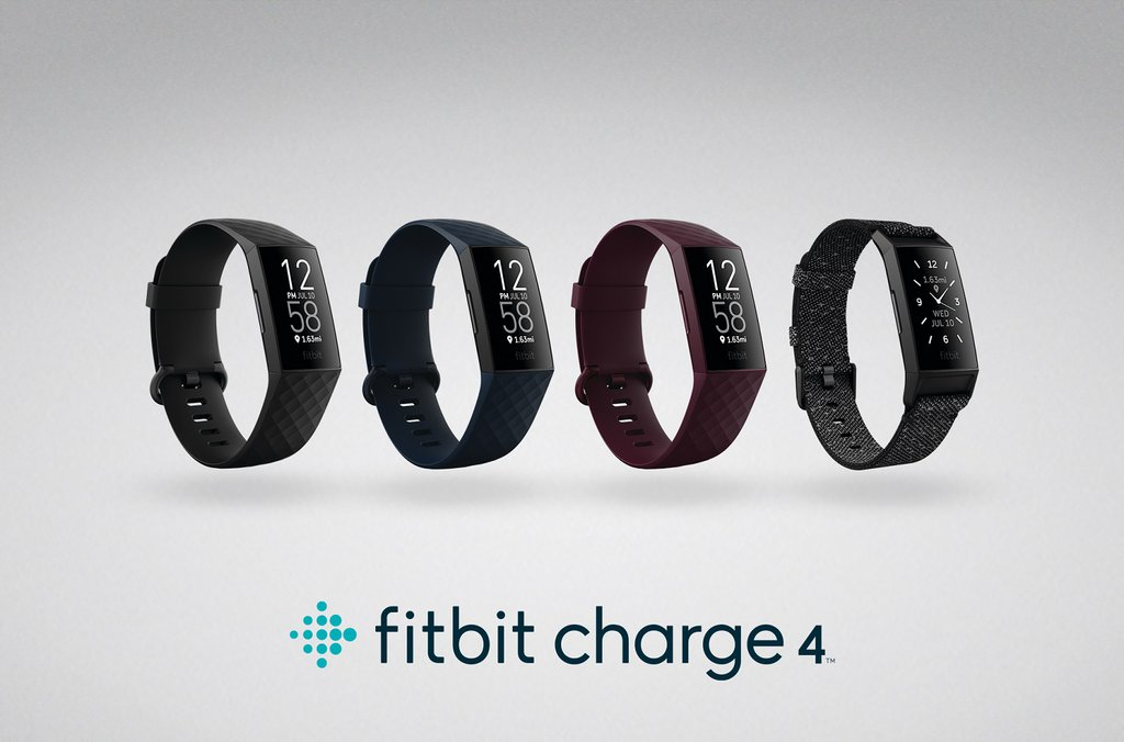 Fitbit Charge 4 / fot. Fitbit