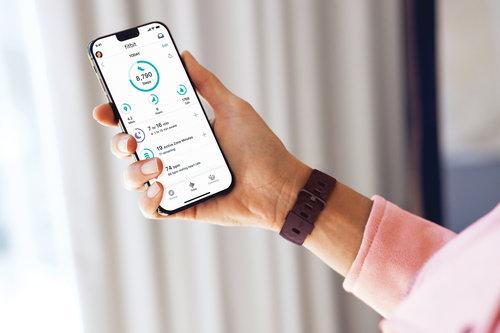 Fitbit aplikacja / fot. Fitbit