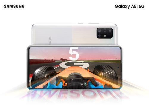 Samsung Galaxy A51 5G/fot. Samsung