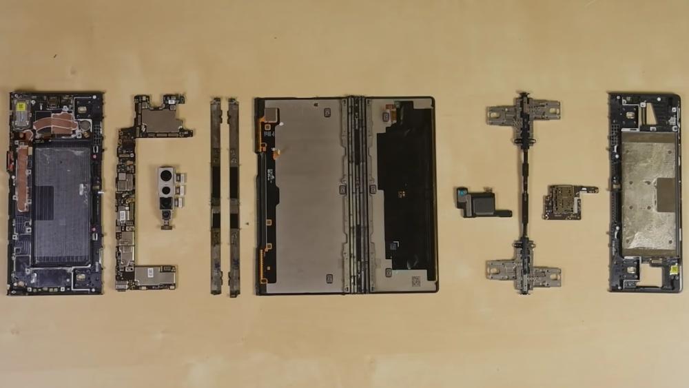 Huawei Mate Xs iFixit