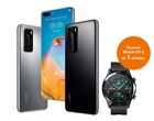 Orange: mamy Huawei P40 i Huawei P40 Pro z Watch GT 2 za 1 zł
