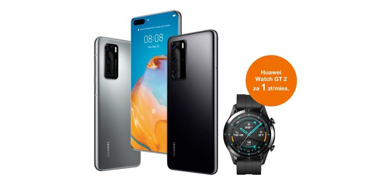 Huawei P40 i Huawei  P40 Pro