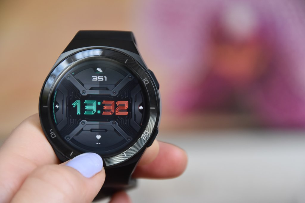 Huawei Watch GT2e / fot. techManiaK