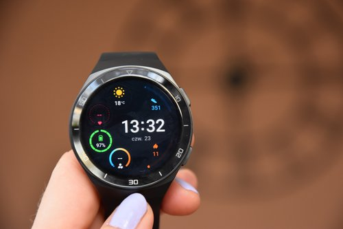 Huawei Watch GT 2e / fot. techManiaK