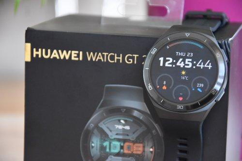 Huawei Watch GT 2e / fot. techManiaK