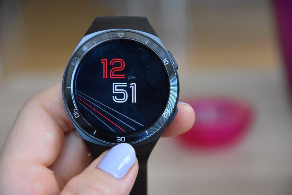 Huawei Watch GT2e / fot. techManiaK