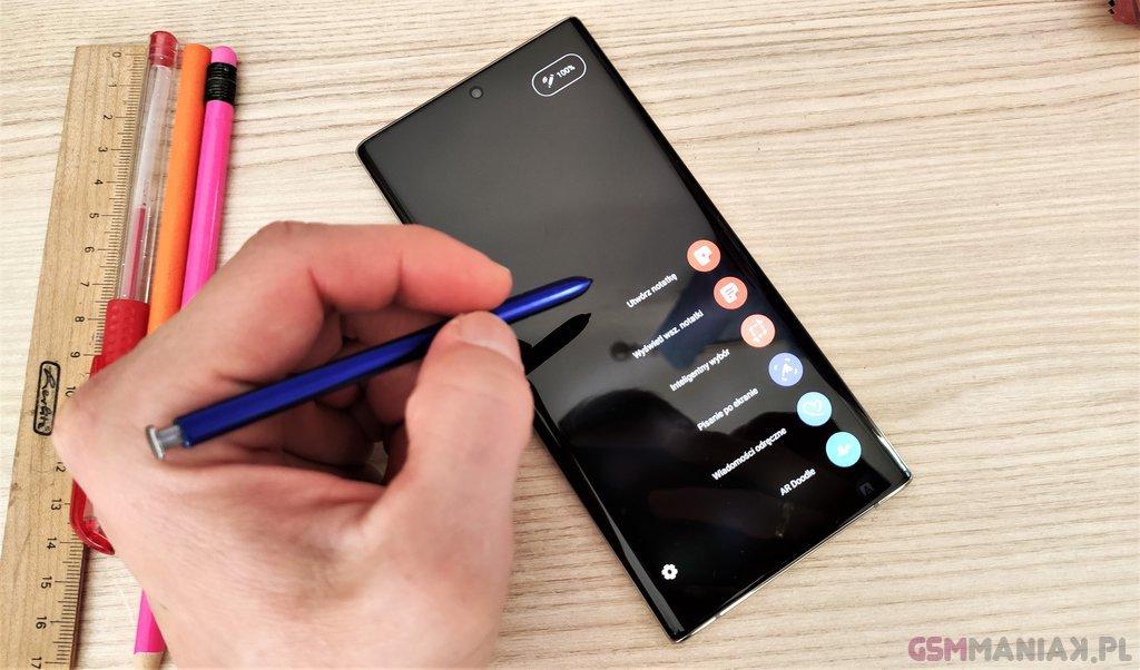 Samsung Galaxy Note 10+ / fot. gsmManiaK