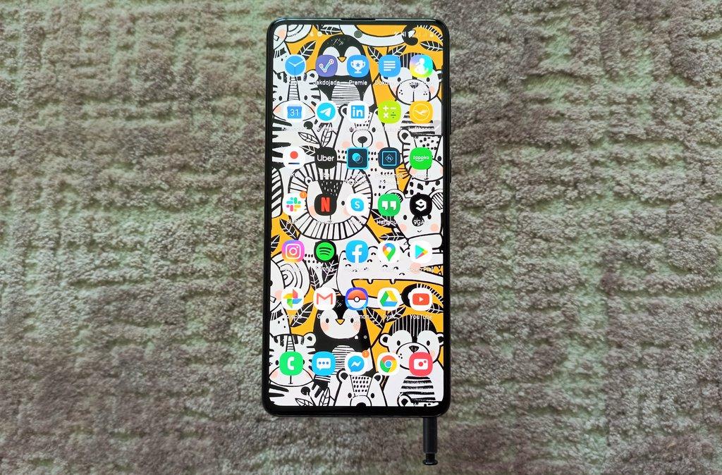 Samsung Galaxy Note 10 Lite/ fot. gsmManiaK.pl