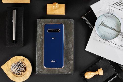 LG V60 ThinQ / fot. LG