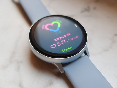 Samsung Galaxy Watch Active 2 / fot. techManiaK