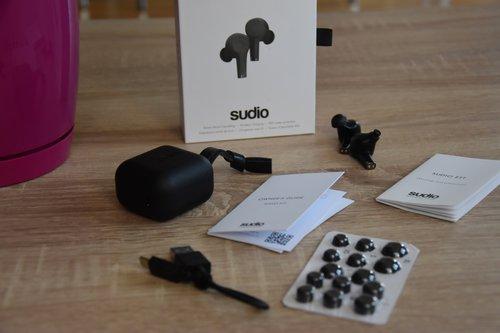 Sudio ETT: zestaw / fot. techManiaK