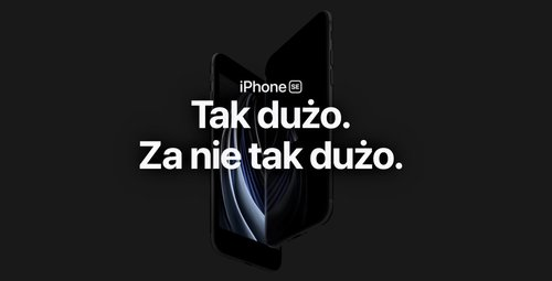 iPhone SE 2020 / fot. Apple