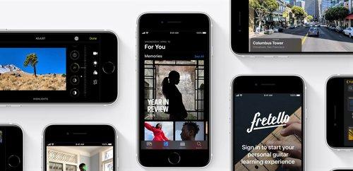 iPhone SE 2020 / fot. Apple