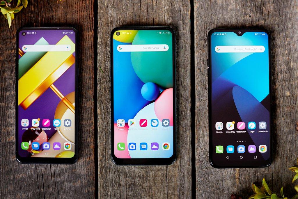 Nowe smartfony LG w Polsce / fot. producenta