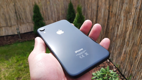 iPhone XR / fot. gsmManiaK.pl