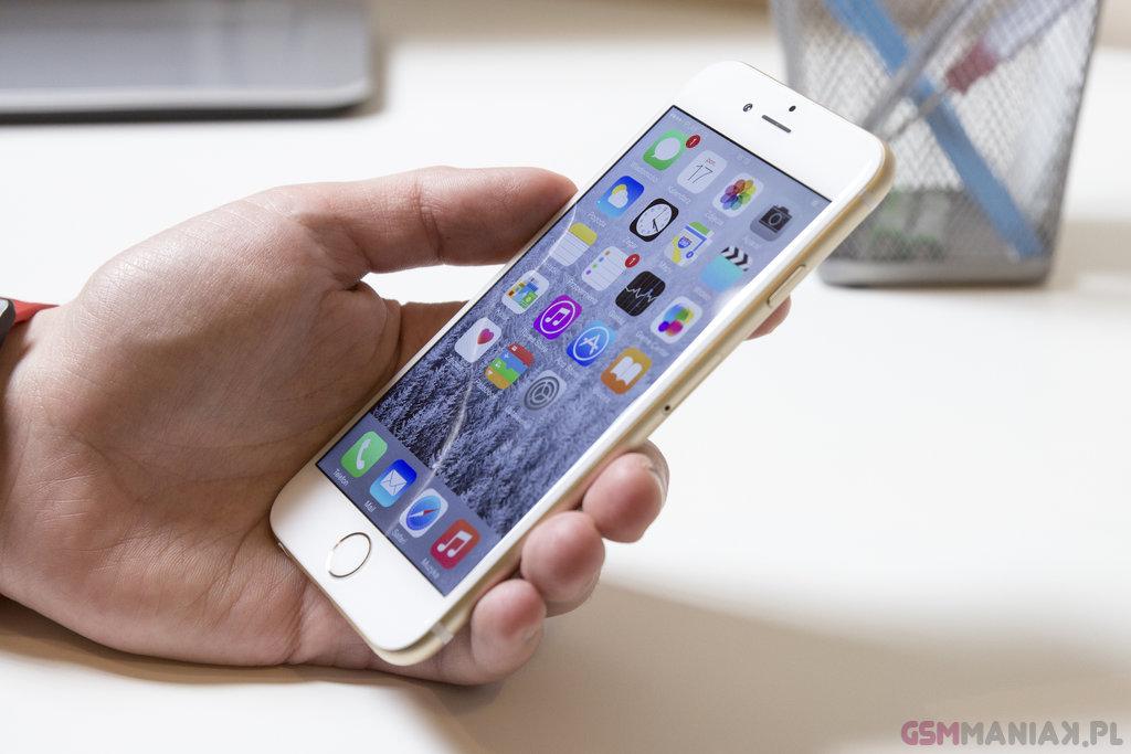 Apple iPhone 6 / fot. gsmManiaK.pl