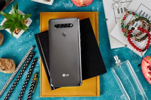LG K61 / fot. LG