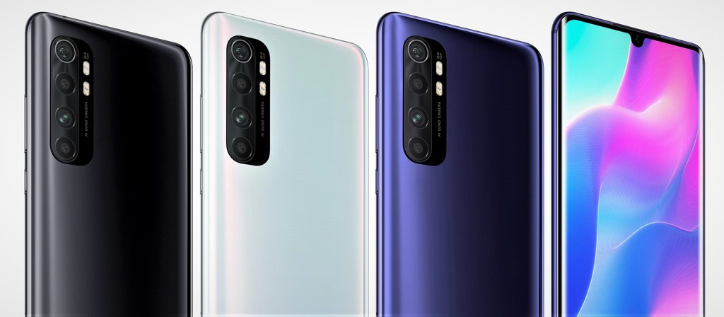 Xiaomi Mi Note 10 Lite / fot. producenta