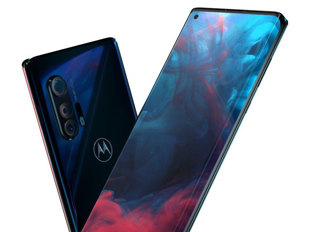 Motorola Edge+/fot. Motorola