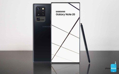 Samsung Galaxy Note 20/fot. PhoneArena