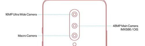 Specyfikacja aparatu OnePlus 8/fot OnePlus
