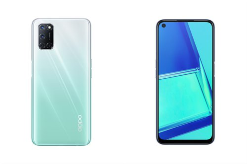 OPPO A52 / fot. producenta