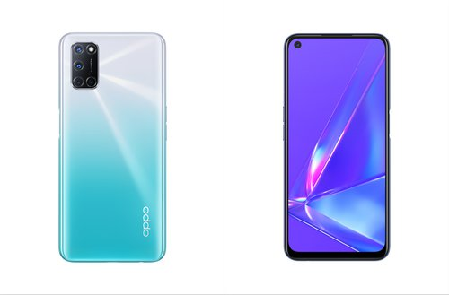 OPPO A72 / fot. producenta