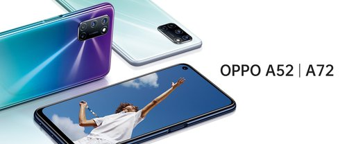 OPPO A52 i OPPO A72 / fot. producenta