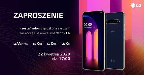 Nowości LG w Polsce / fot. LG