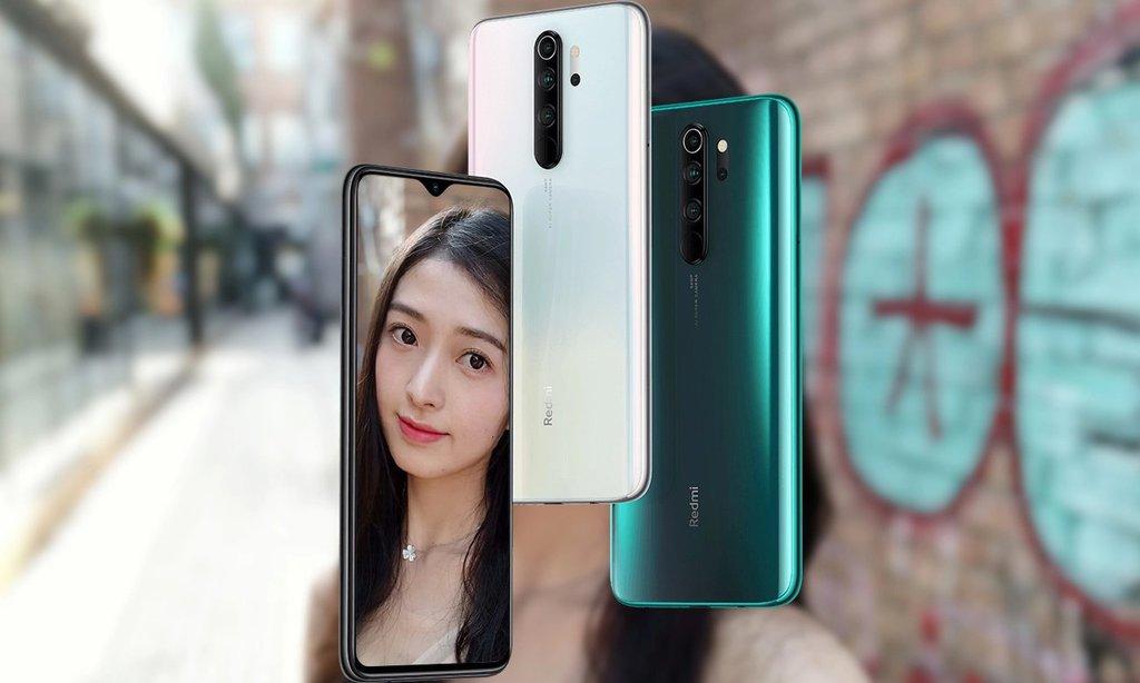 Xiaomi Redmi Note 8 Pro / fot. producenta