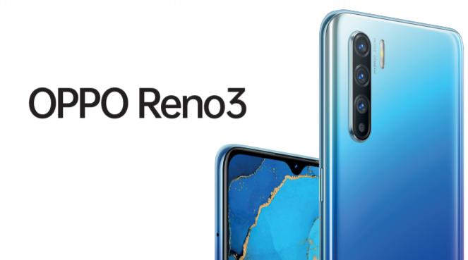 Oppo Reno3/fot. Oppo