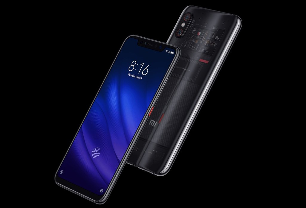 Xiaomi Mi 8 Pro / fot. producenta