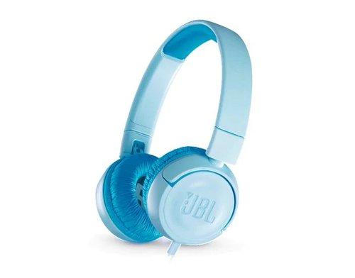 fot. Słuchawki JBL JR 300 Niebieskie / mat. partnera