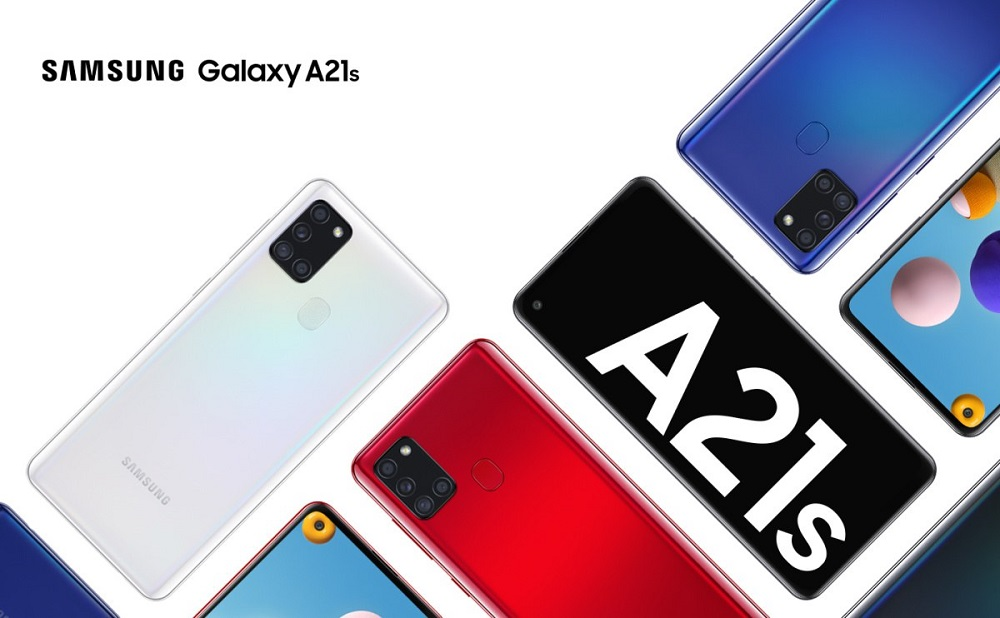 Galaxy A21s / fot. Samsung