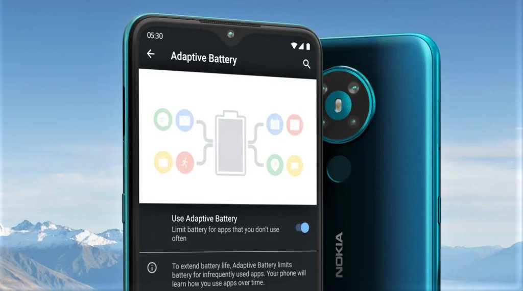 Nokia 5.3 / fot. producenta