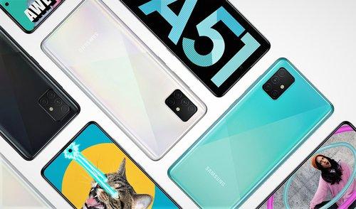 Galaxy A51 / fot. Samsung