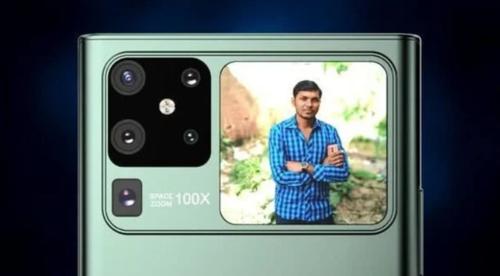 Huawei Mate 40 Pro/fot. TSDesigner