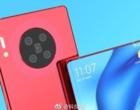 Huawei Mate 40 Pro z aparatem Schrödingera. Jest i nie jest pod ekranem