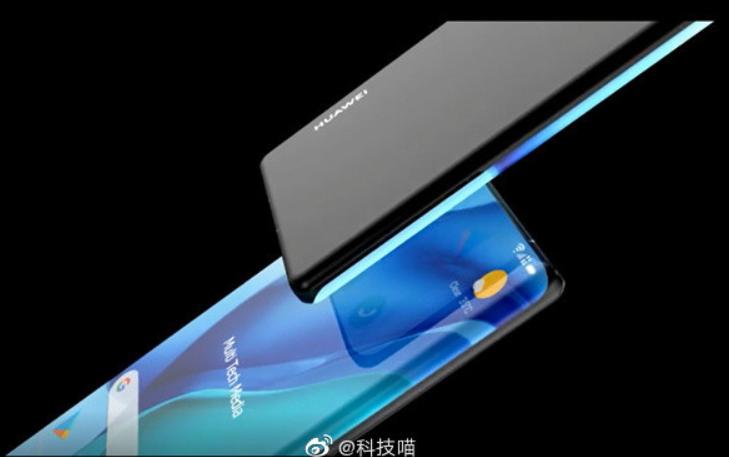 Huawei Mate 40 Pro/fot. Weibo via Gizmochina