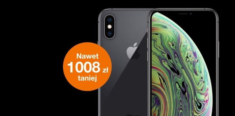 iphone xs orange_2