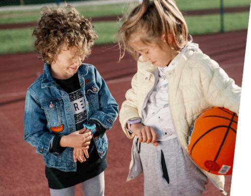 fot. SmartWatch GARETT Kids Cool / mat. partn.