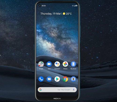 Nokia 8.3/fot. Nokia