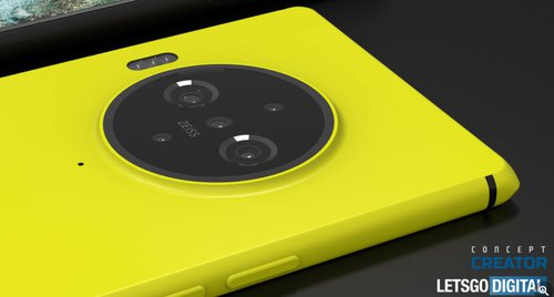 Nokia 9.3/fot. ConceptCreator&LetsGoDigital